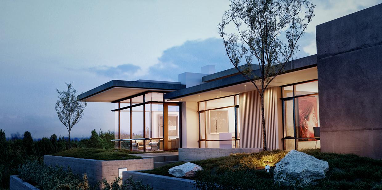 Cursosderenders casa en la montana for Casa en la montana