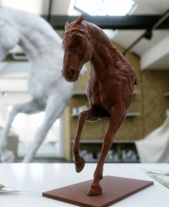 Taller de escultura detalle